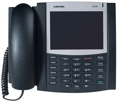 Aastra 6739i business phone