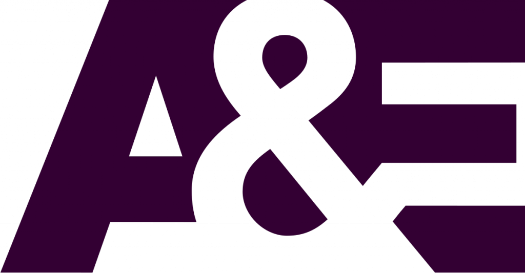 A and E Network Logo